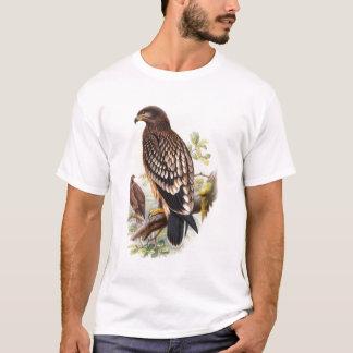 Pássaros manchados de Eagle John Gould de Grâ Camiseta