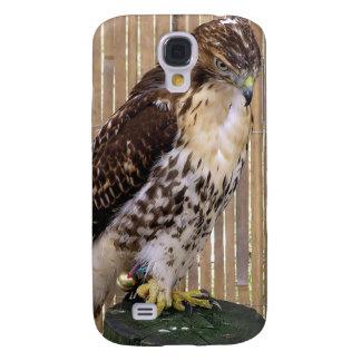 Pássaros selvagens: Falcão Vermelho-Atado Capas Personalizadas Samsung Galaxy S4