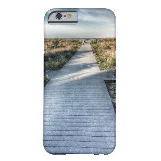 Passeio à beira mar da praia capa barely there para iPhone 6