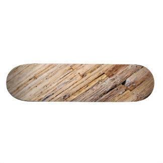 Passeio à beira mar shape de skate 20,6cm
