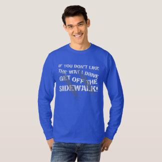 """""""Passeio """" Camiseta"""