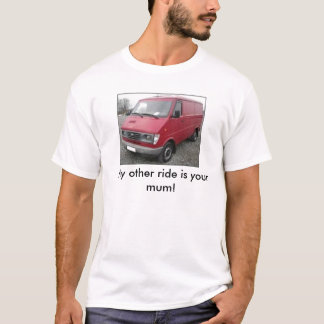 passeio camiseta