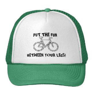 PASSEIO da bicicleta Boné
