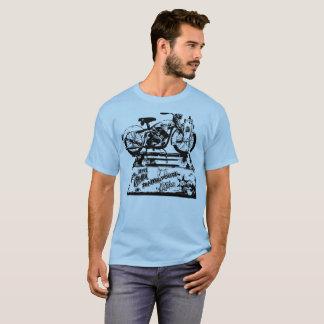 Passeio da motocicleta camiseta