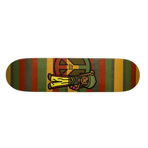 passeio da reggae skates