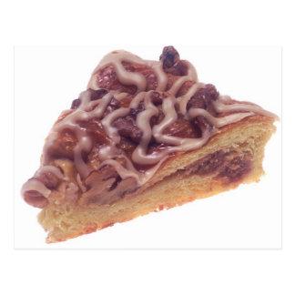 Pastelaria dinamarquesa da sobremesa cartão postal