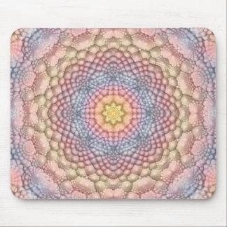 Pastels macios Mousepad colorido