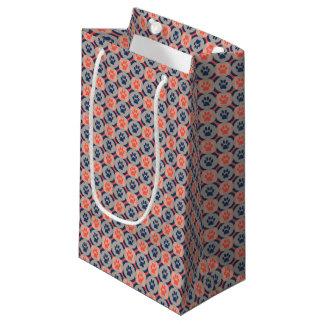 Pata-para-Dando o saco do presente Sacola Para Presentes Pequena