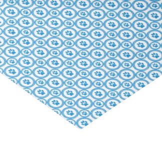 Pata-para-Dando o tecido do Presente-Saco (céu) Papel De Seda