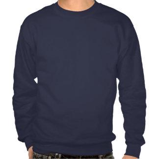 Patamar com o pote dos crisântemos suéter