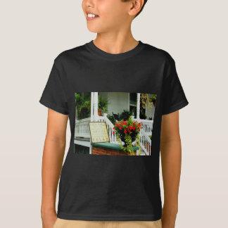 Patamar de relaxamento camiseta