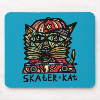 Patinador Kat Mousepad