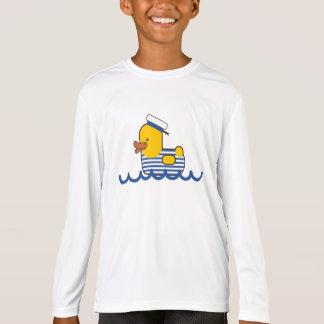 Pato do marinheiro camiseta