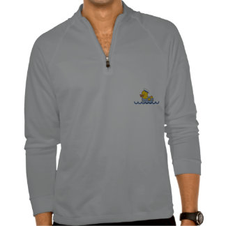 Pato do marinheiro camisetas