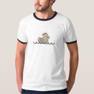 Pato do marinheiro do vintage camiseta