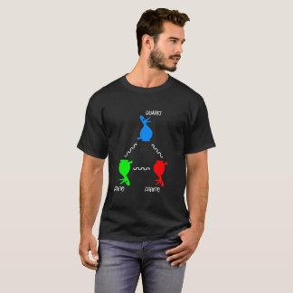Pato do Quark do nêutron Camiseta