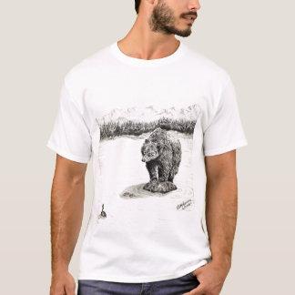 pato ou peixes, hmm t-shirt camiseta
