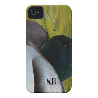 Pato selvagem Drake do pato selvagem Capa Para iPhone