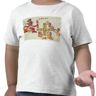 Patoli de jogo e o deus camisetas