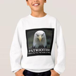 Patriotismo e orações agasalho
