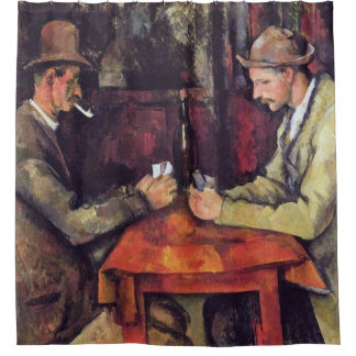 Paul Cezanne - a pintura das belas artes dos Cortina Para Box
