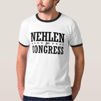 Paul Nehlen para o congresso Camisetas