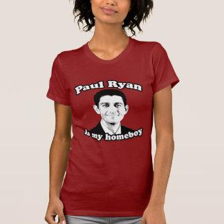 PAUL RYAN É MEU HOMEBOY png Tshirt
