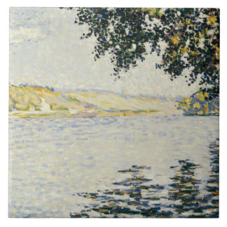 Paul Signac - vista do Seine em Herblay