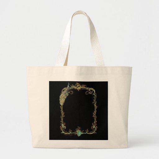 Pavão glorioso bolsa para compra