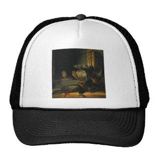 Pavões inoperantes por Rembrandt Boné