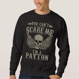 PAYTON da equipe - Camiseta do membro de vida