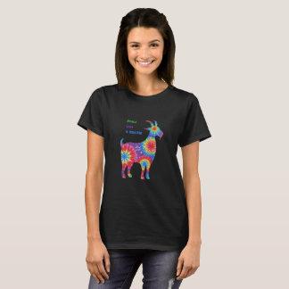 Paz, amor & camisa das cabras