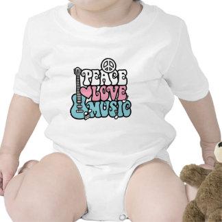 Paz-Amor-Música Tshirt