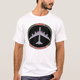 Paz B-52 a maneira antiquado Camiseta