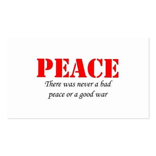 Paz Cartoes De Visita