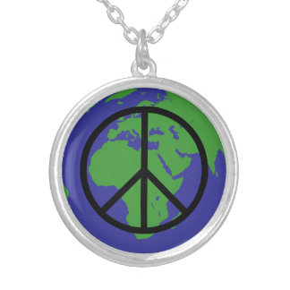 """Paz colar na terra"""
