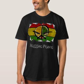 paz da reggae tshirts
