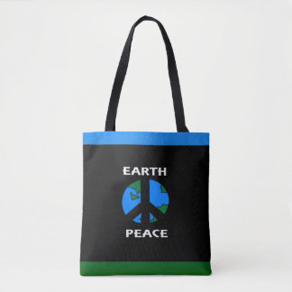 Paz da terra bolsa tote