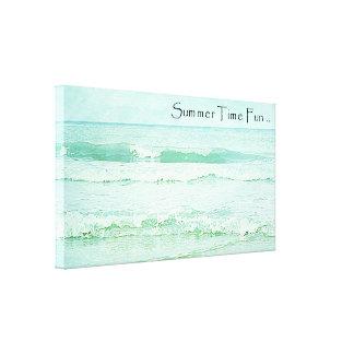 Paz e tranquilidade impressão em tela canvas