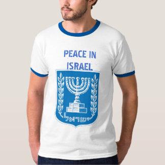 Paz em Israel T-shirt