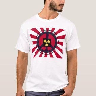 Paz & esperança para Japão Camiseta