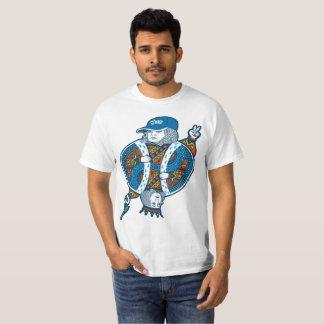Paz & guerra camiseta