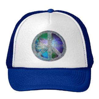 Paz na terra 2012 boné