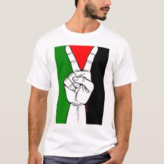 Paz para Palestina Camisetas
