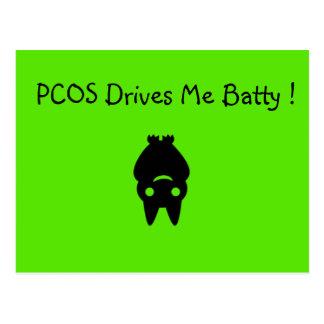 PCOS conduz-me cartão extravagantemente do Dia das
