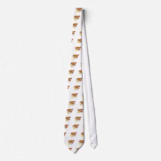 Pé propenso a los accidentes gravata