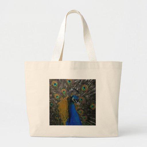 Peacock. Bolsas Para Compras