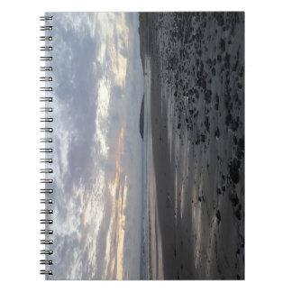Pebble Beach, caderno da baía de Rhossili