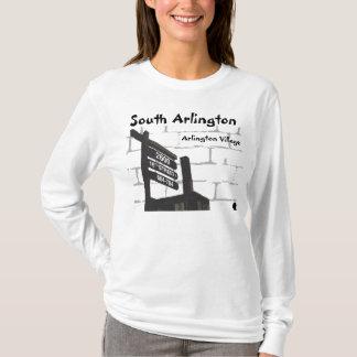 Peça da vila do SA Arlington mim Camiseta