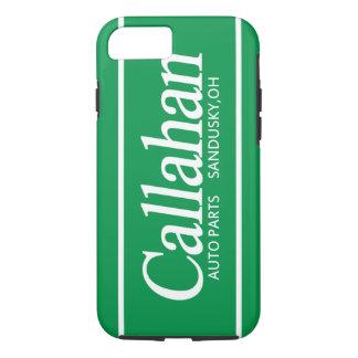 Peças de automóvel retros engraçadas de Callahan Capa iPhone 7